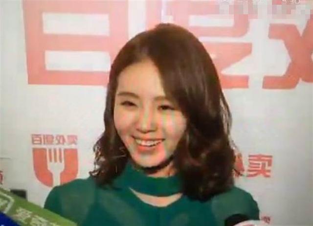 刘诗诗被问及霍建华林心如恋情图片
