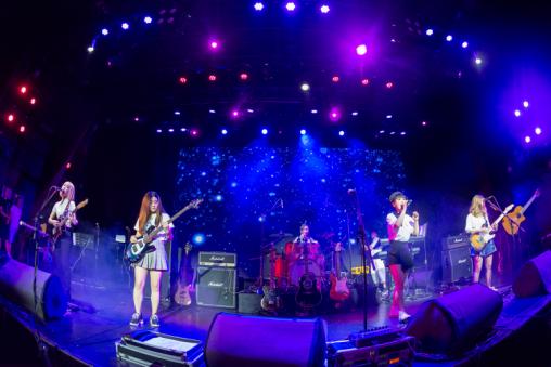 重庆本土乐队致敬beyond 纪念家驹25周年音乐会在渝上演