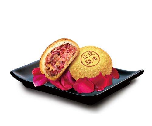 家团聚中秋月 好利来玫瑰月饼等你尝鲜