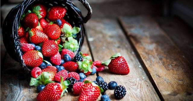 吃水果能替代蔬菜?差异不容忽视