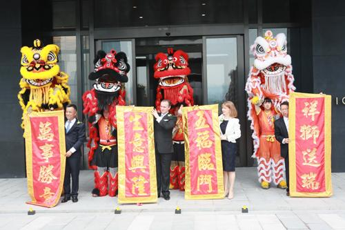 备受期待的奢华酒店-重庆尼依格罗 华丽揭幕