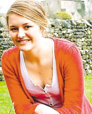 16岁的少女胸中跳着一颗59岁的心脏