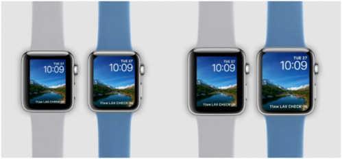 全新Apple Watch曝光 今年9月秋季发布会见
