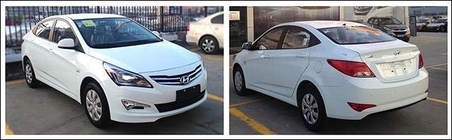 [国内车讯]北京现代新瑞纳将于1月26日下线