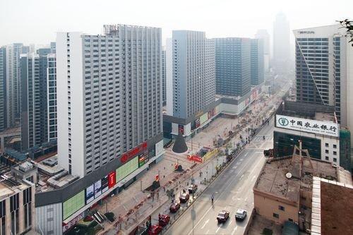 重庆人爱逛这 五大主力商圈