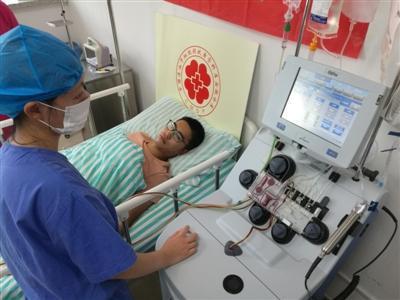 亲历汶川地震感恩社会 绵竹小伙捐造血干细胞救人