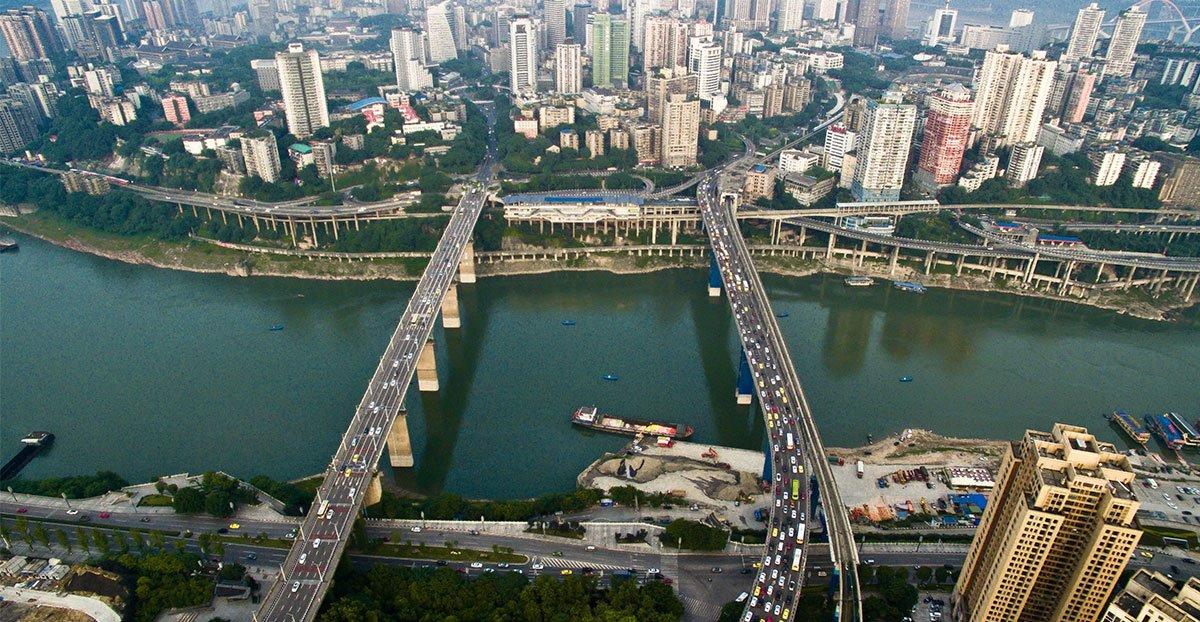 重庆渝中区轻轨规划图