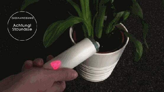 想养点花儿不知道浇多少水?这个简单的传感器来帮你
