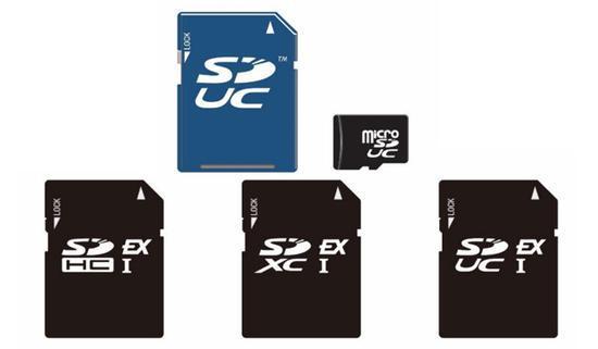 全新SD卡格式正式公布 传输速度接近1Gbps