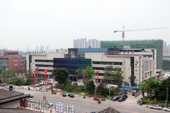 永川儿童医院新院区开业 全新信息化轻松就医