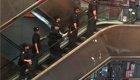 重庆一商场现大量警察