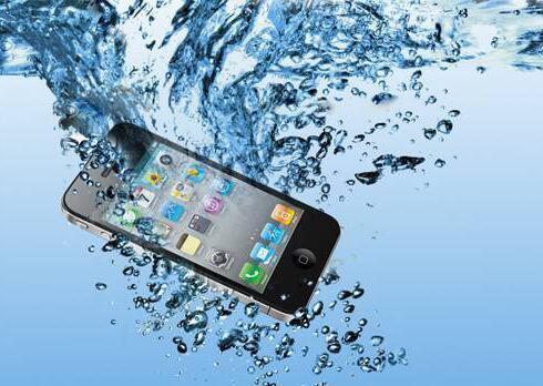 手机掉水里了怎么办?这些事儿人人都该知道