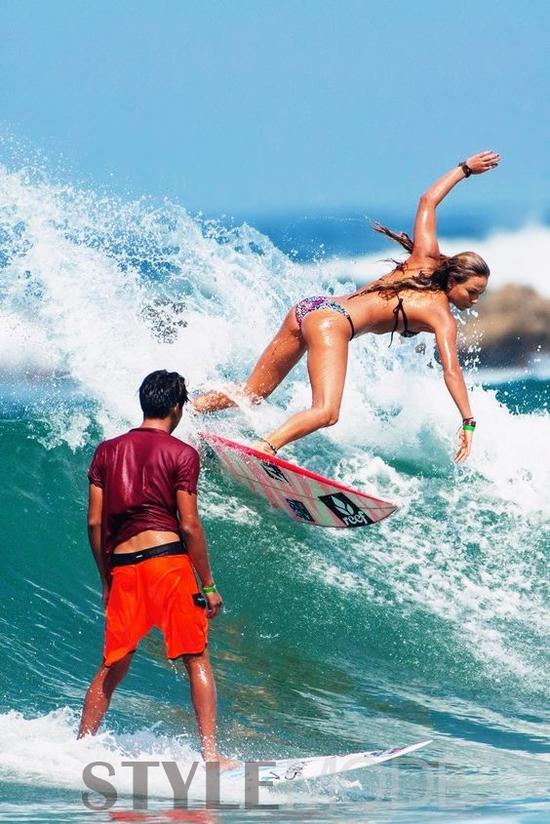 今夏最有魅力的冲浪圣地 体验速度与激情!6