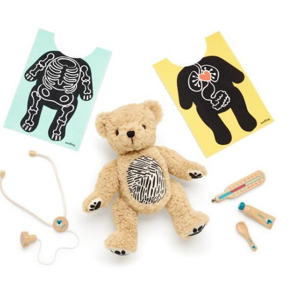 玩具要活了!苹果商店独家开卖AR泰迪熊