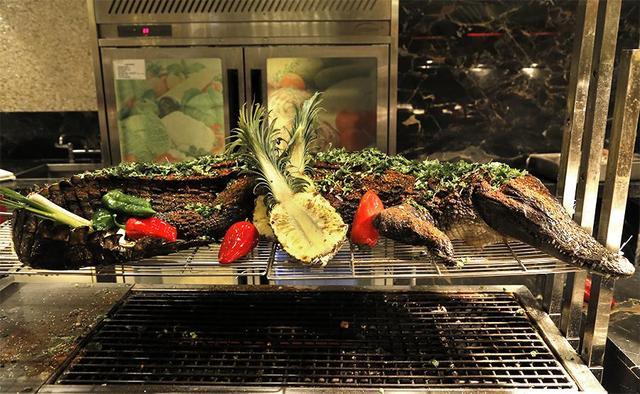 悦来温德姆酒店鳄鱼滋补自助晚餐上线