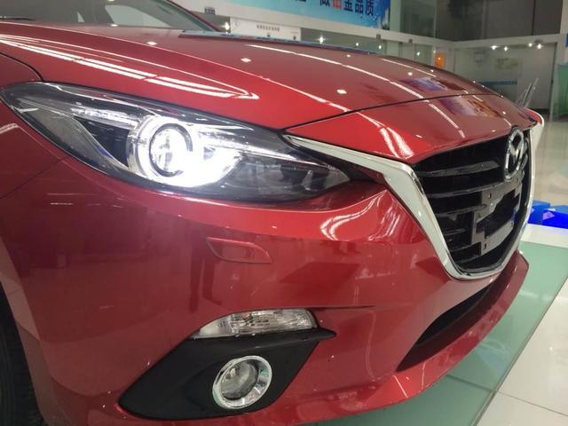 [南坪锦铂]全新Mazda3 昂克赛拉现车到店