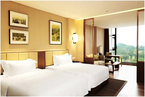 享高级服务!永川这家酒店入住率超过92%