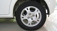 夏季用车技巧之轮胎养护