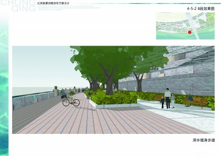 两江四岸本月改造 滨江路率先 快看看啥模样高清图片