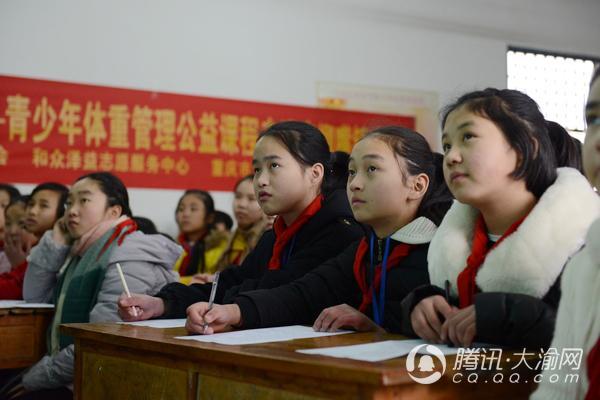 """重庆近一成青少年是""""小胖娃"""" 光吃不运动是主因"""