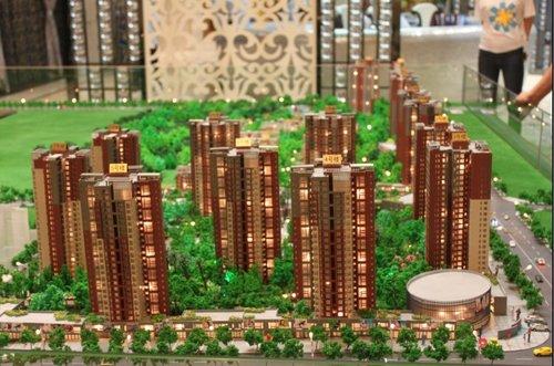 新区滨湖国际城 泽科·港城国际售楼部盛大开放