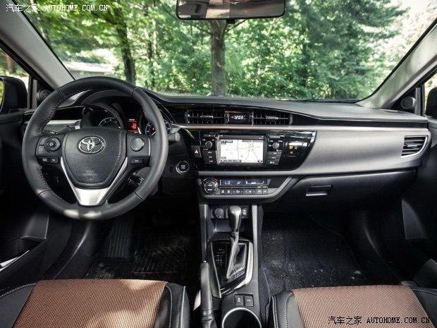 丰田丰田(进口)卡罗拉(海外)2014款 基本型