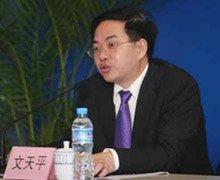 重庆市政府新闻办副主任 文天平