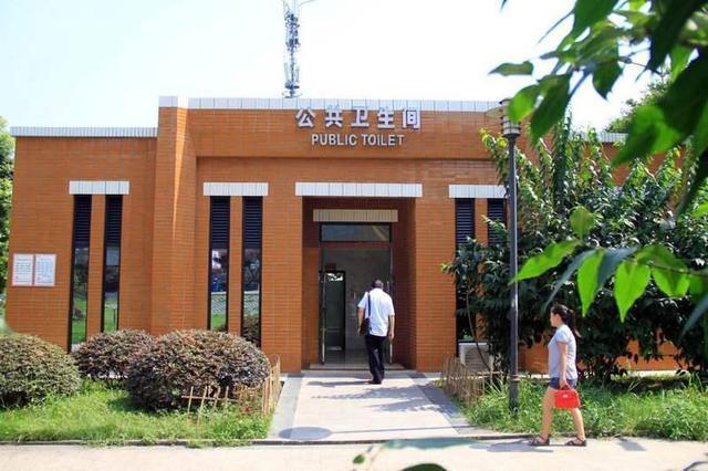 解决如厕难 重庆大学城新建5座公厕