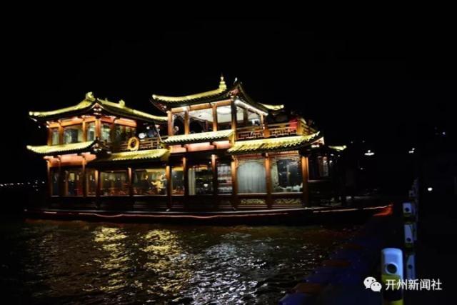夜游汉丰湖 这样的美事儿一般人我不告诉他