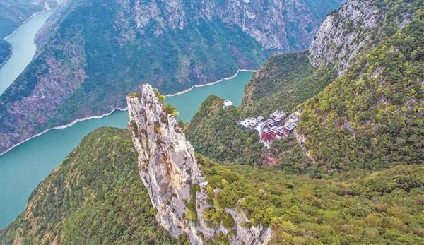 探寻古诗中的巫山:曾经沧海难为水 心在巫山十二峰