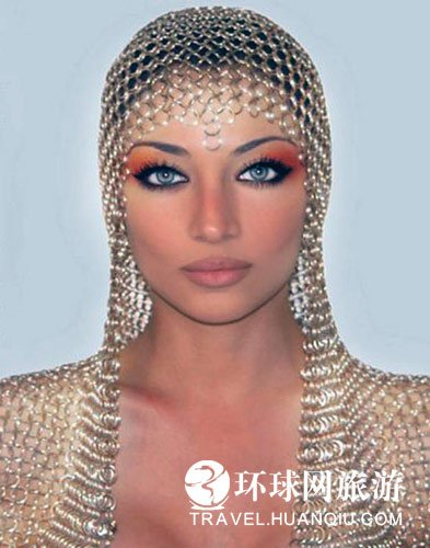全球美女排行榜 看看谁是最美的女人?