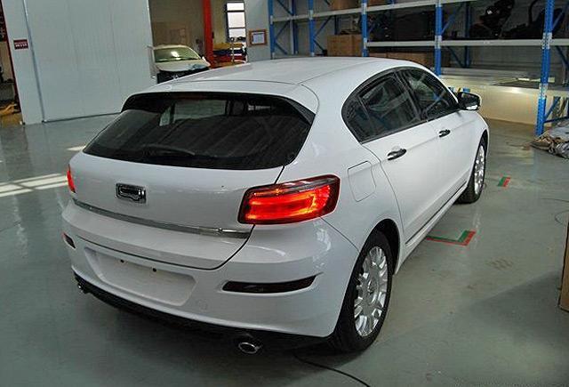 [新车发布]观致3两厢车于3月首发 年内进口
