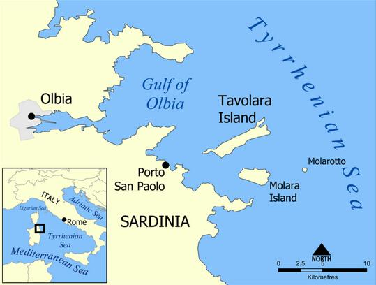 意大利有座全球最小的国家 国王亲自划船接你玩
