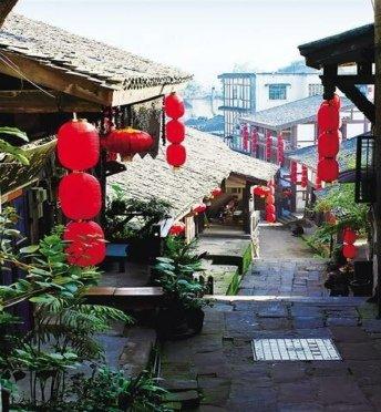 沙磁巷商业街打造文化旅游商业3D景观带