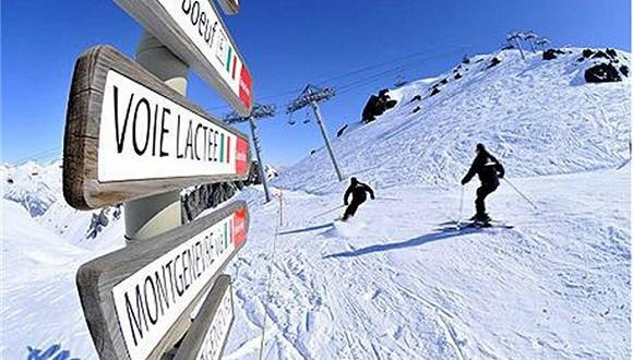 醉美苏黎世:阿尔卑斯山上的四大滑雪胜地