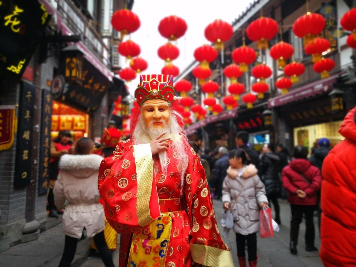 重庆周边15大景区春节出游指南