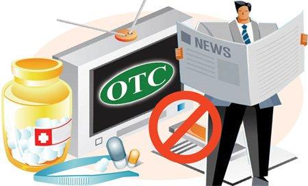 "OTC药品广告拟禁 药企反对""一刀切"""