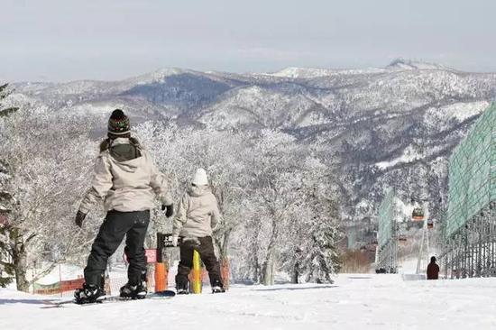 粉雪天堂北海道 滑雪圣地最全名单