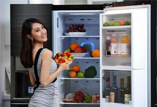 对门冰箱这么酷 原来还有90%的人还不知道