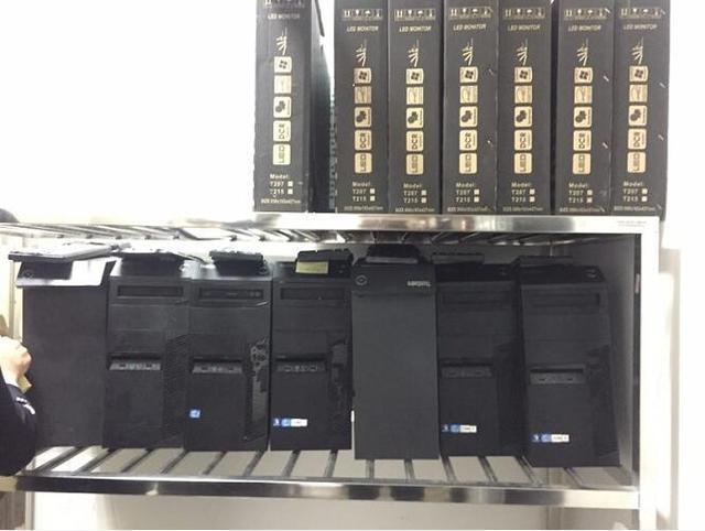 """男子花2500元买""""高配""""电脑 到手却是一堆废旧零件"""