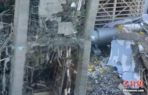 福岛核电厂恢复洒水降温 部分供电望恢复