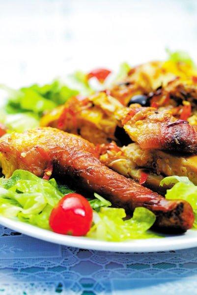 非洲鸡烤乳猪 这个暑假吃货带你尝尽澳门美食