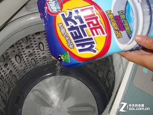 先放衣服还是先放洗衣粉 这是个问题
