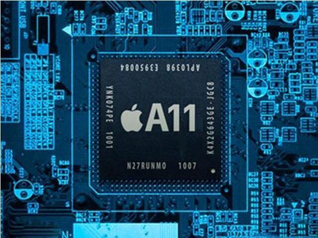 iPhone 8用的A11芯片已经开始量产