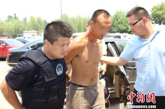 河北一男子驾车将一女子撞倒后性侵杀害 已被刑拘