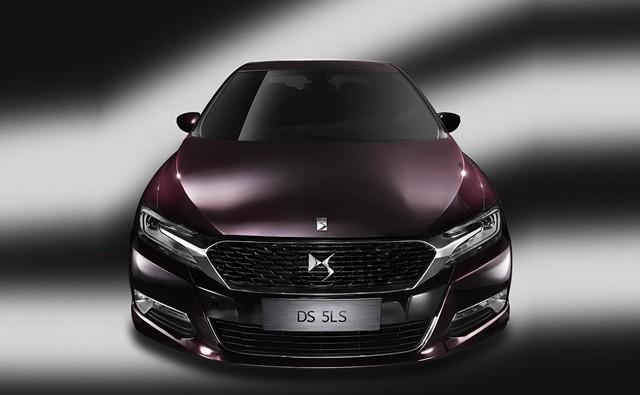 [国内车讯]全新DS 5LS配置曝光 推6款车型
