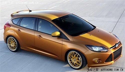 新福特福克斯改装 新福特福克斯2012款 福特福克斯改装 福高清图片