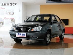 吉利全球鹰吉利汽车自由舰2012款 1.3L 手动时尚型II