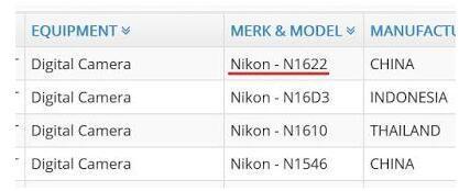 尼康新品身份终于揭秘 D7500或将发布