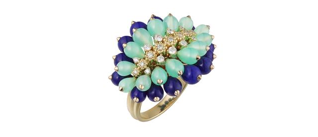 卡地亚全新Cactus de Cartier系列珠宝